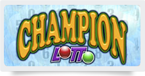 Champion Lotto bingo logo